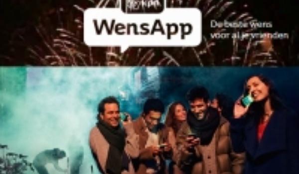 KPN maakt WensApp voor Facebook