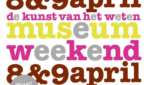 Nog een weekend-tip: Museumweekend