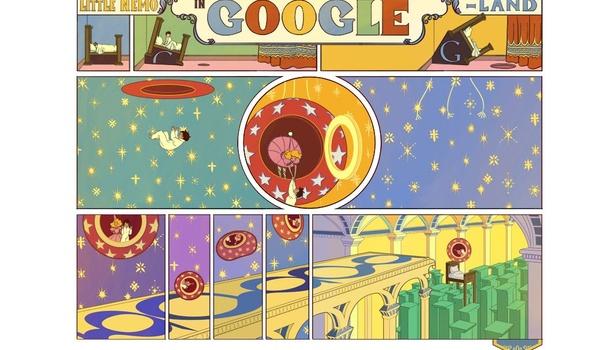 Winsor McCay Little Nemo Google Doodle
