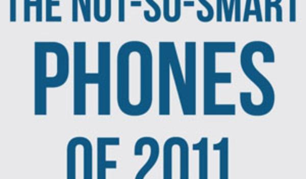 Gevaarlijkste Android smartphones 2011