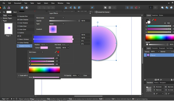Affinity Publisher - Professionele dtp voor iedereen