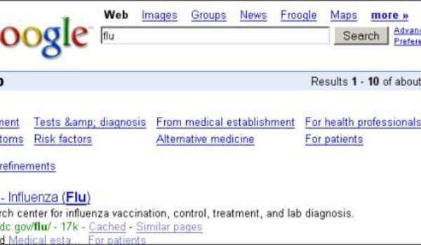Google komt met zoekmachine voor gezondheidsvragen