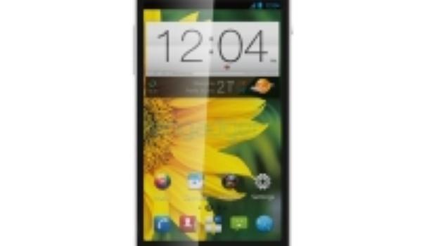ZTE komt met 5-inch smartphone