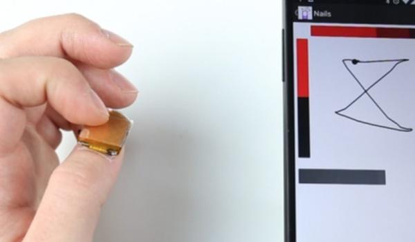 NailO maakt van je duim een trackpad