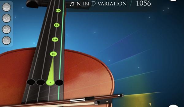 Violin Magical Bow - Niets aan de strijkstok