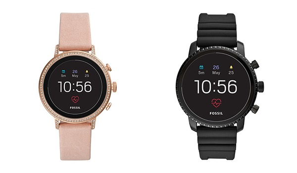 Win een Fossil Q Venture of Q Explorist-smartwatch