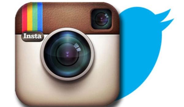 Instagram verminkt fotoweergave voor Twitter