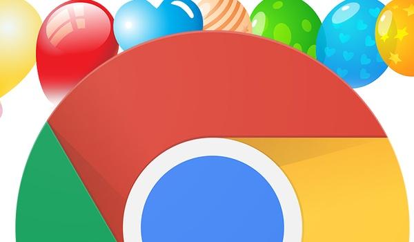 Vier tien jaar Chrome met deze tien top-tips