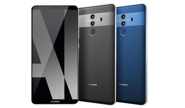 Huawei Mate 10 Pro en Lite onthuld