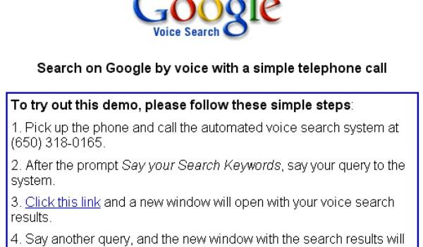 Google krijgt patent op zoeken met spraak