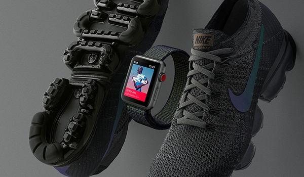 Opnieuw Nike-versie van Apple Watch