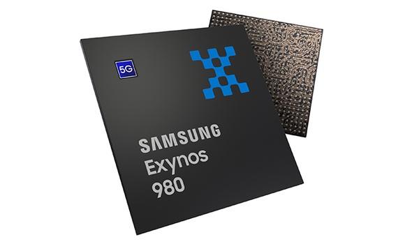 Exynos 980-chip brengt 5G naar betaalbare smartphones