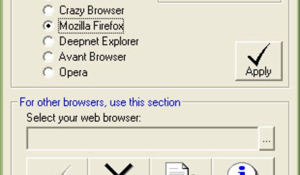 DefaultBrowser