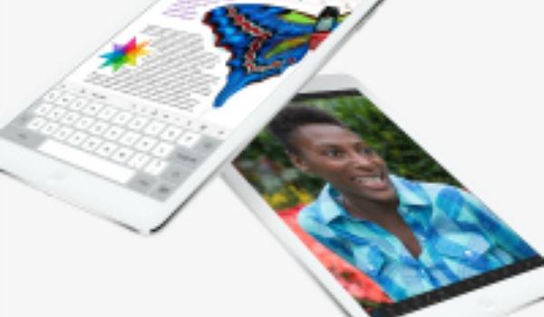 'Grotere iPad begin 2014 al in de winkels'