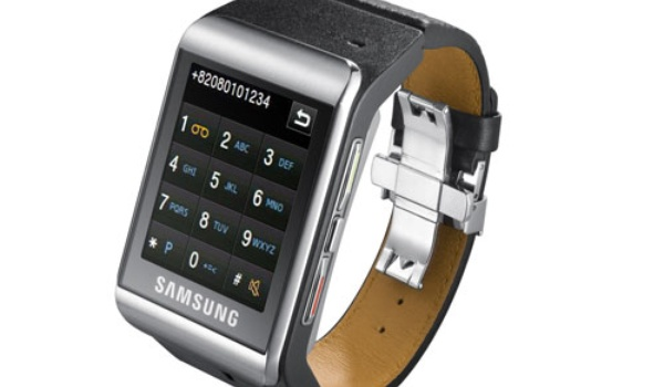 Samsung komt met dunste telefoonhorloge