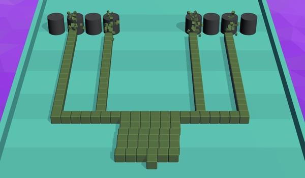 StickyBlock - Duw blokjes voor u uit