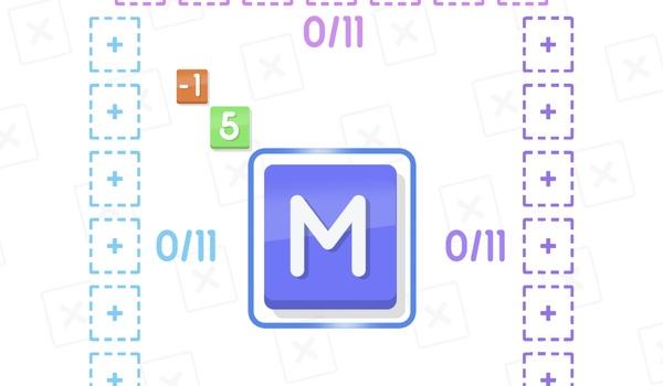 Make 11! - Tel getallen bij elkaar om 11 te maken