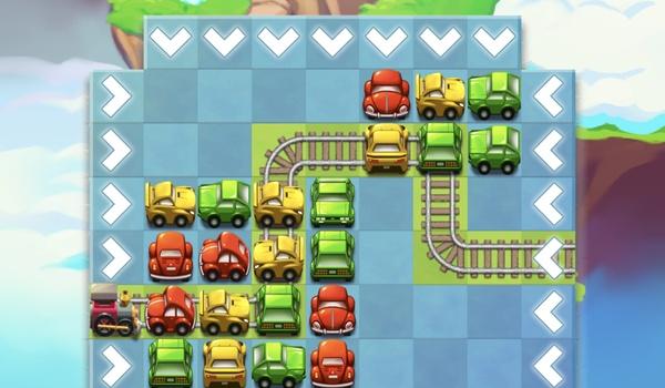 Traffic Puzzle - Ontwar de verkeerskluwen