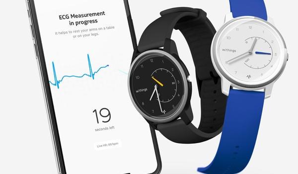 Review: Withings Move ECG