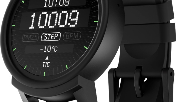 Review: TicWatch E