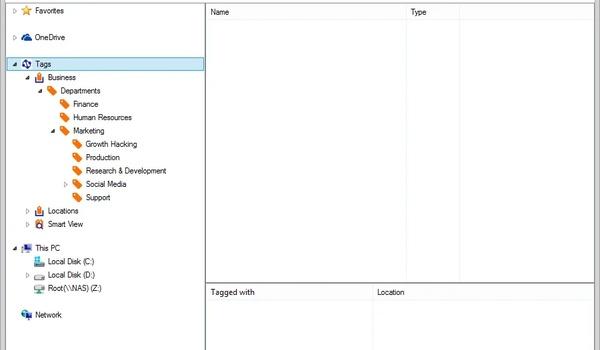 Tagging - Voeg trefwoorden aan bestanden toe