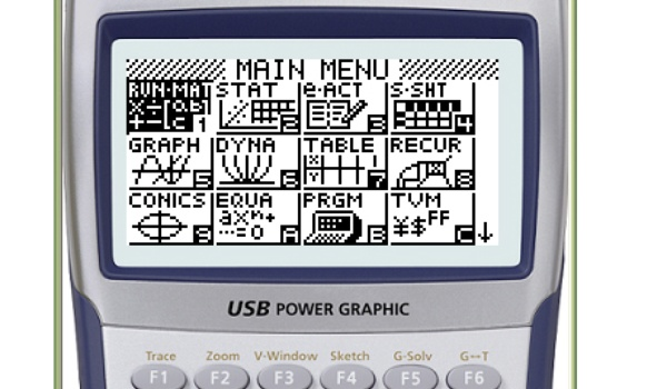 Casio FX9860 Emulator