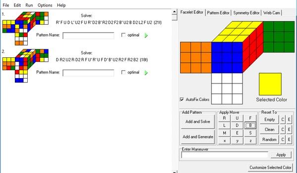 Cube Explorer - Nog een Rubik's Kubus in de kast liggen?