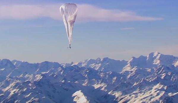 Internetballonnen Google klaar voor volgende fase