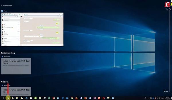 Windows 10: April-update (1)