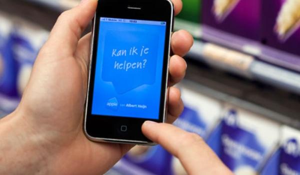 Makkelijker inkopen doen bij AH met iPhone app Appie