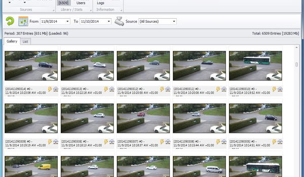 Netcam Studio - Beheer je bewakingscamera's