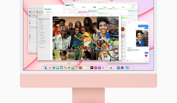 Review: Apple iMac 24 inch (2021)