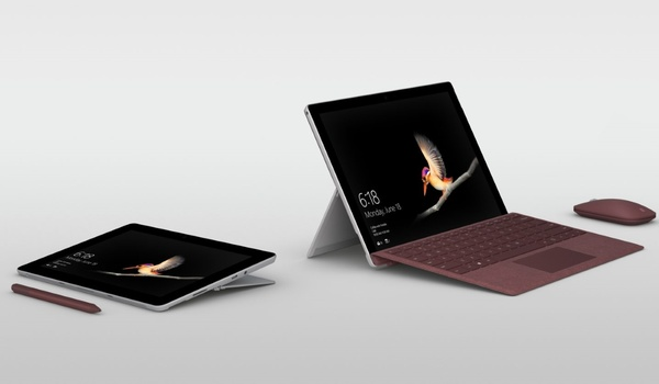 Microsoft presenteert de Surface Go Tablet