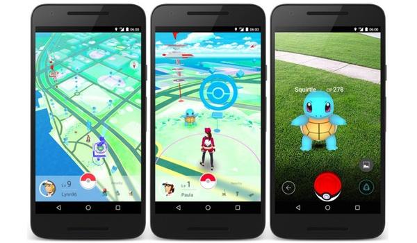 Malafide versie Pokémon Go voor Android duikt op