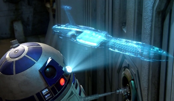 Microsoft ontwikkelt 'magische' holografische muur