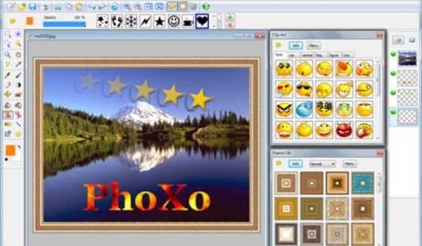 Gratis foto's bewerken met Phoxo (1): Inleiding