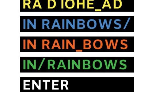 Radiohead ontketent revolutie in muziekverkoop
