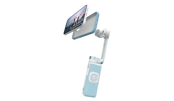 PowerVision S1-gimbal laadt eveneens smartphone op