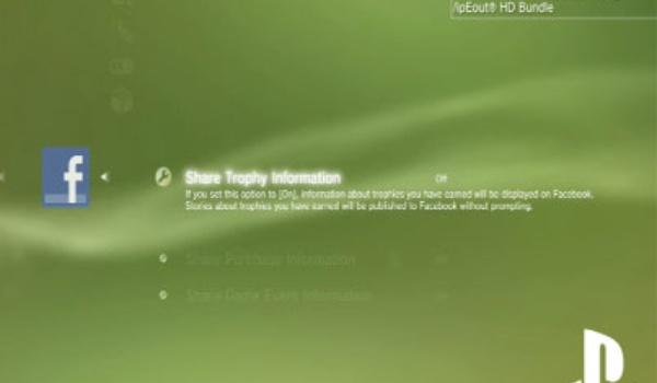 Facebook komt naar Playstation 3