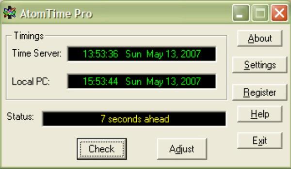 AtomTime Pro