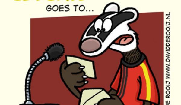 Webcomics strijden om de Clickies