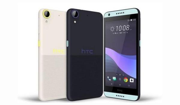 HTC presenteert Desire 650-budgetsmartphone