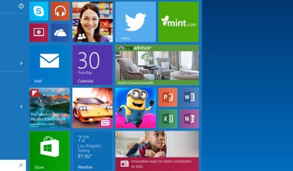 Windows 10 mogelijk als abonnement te koop