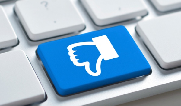 Facebook denkt na over dislike-knop