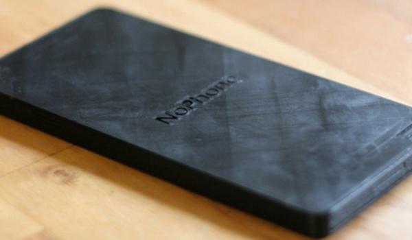 NoPhone gaat de verkoop in
