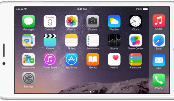 Recordaantal bestellingen iPhone 6