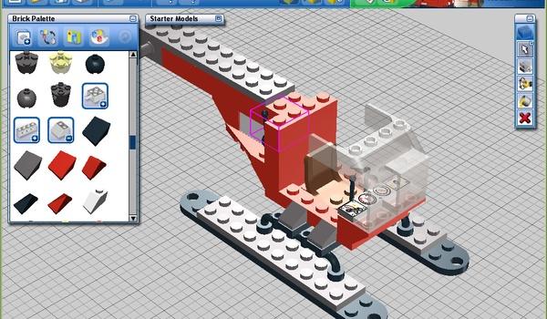 Lego Digital Designer 2.0