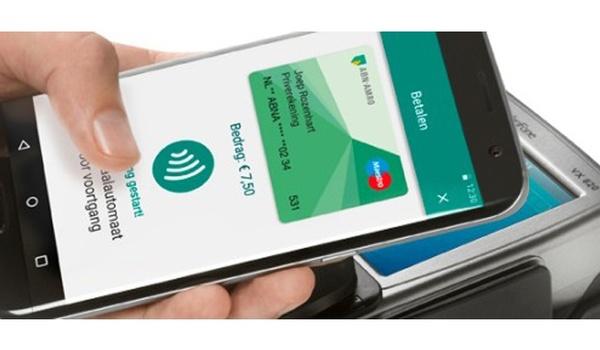 Wallet-app: Betalen met smartphone nu voor alle ABN Amro-klanten