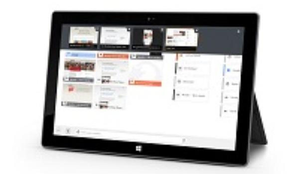 Bèta-versie Firefox-browser voor Windows 8 uitgebracht