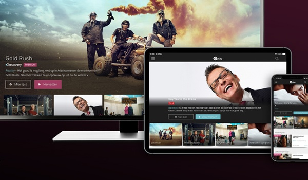 Dplay-streamingdienst van Discovery ook in Nederland